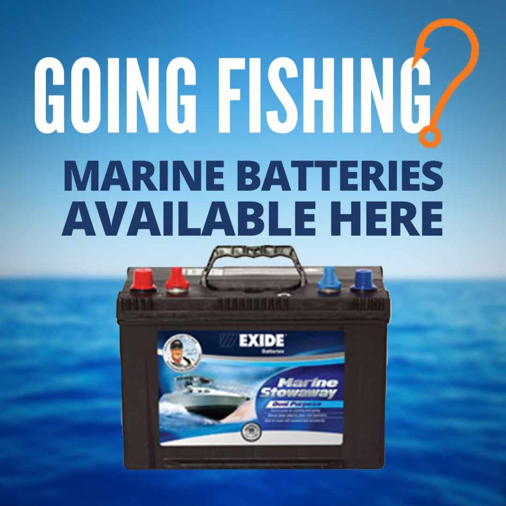 Marine Batteries Available At Beaurepaires